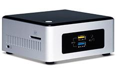Intel NUC5CPYH Celeron NUC Barebone Kit