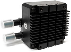 Bitspower Pump Cooler For DDC/MCP355 Black