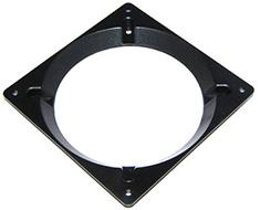 Bitspower Plastic Fan Adapter 140mm to 120mm