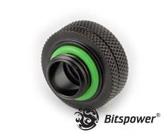 Bitspower G1/4 Enhance Multi Link OD 16mm Matte Black