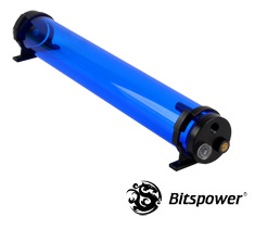 Bitspower Water Tank Z-Multi 400 ICE Blue Reservoir