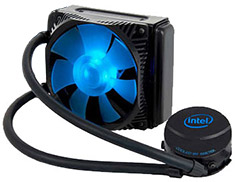 Intel BXTS13X Liquid Cooled Thermal Solution