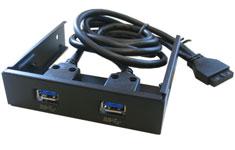 Coolermaster 2 x USB 3.0 Front Expansion Bay