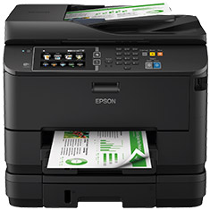 Epson WorkForce Pro WF-4640 Multifunction Inkjet Printer