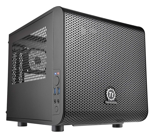 Thermaltake Black Core V1 Mini ITX Chassis