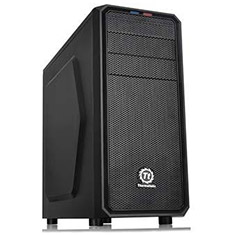 Thermaltake Black Versa H25 Mid Tower Chassis