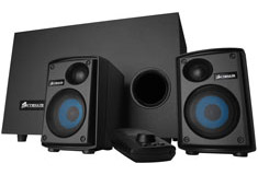 Corsair SP2500 High Power 2.1 PC Speaker System