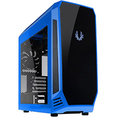 BitFenix Aegis Case with Display Blue
