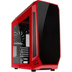 BitFenix Aegis Core Case Red