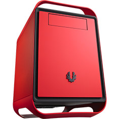 BitFenix Prodigy M Case Red with Window