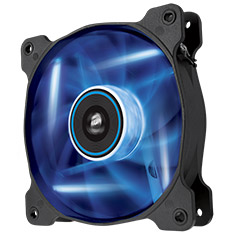 Corsair Air Series AF120 Quiet Edition Blue LED Fan