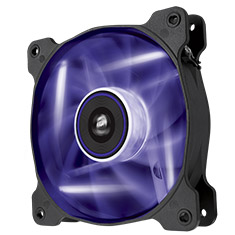 Corsair Air Series AF120 Quiet Edition Purple LED Fan