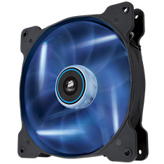 Corsair Air Series AF140 Quiet Edition Blue LED Fan