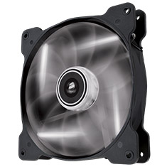 Corsair Air Series AF140 Quiet Edition White LED Fan