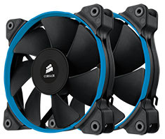 Corsair Air Series SP120 Quiet Edition PWM Twin Pack