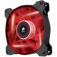 Corsair Air Series SP120 High Static Pressure Red LED Fan