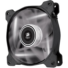 Corsair Air Series SP120 High Static Pressure White LED Fan