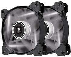 Corsair Air Series SP120 White LED Fan Twin Pack