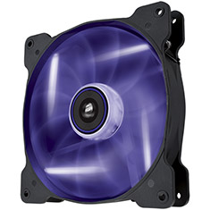 Corsair Air Series SP140 High Static Pressure Purple LED Fan