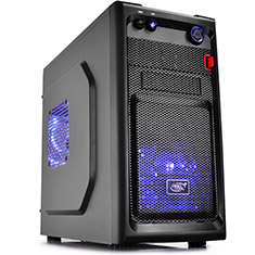 Deepcool Smarter LED Mid Tower Case