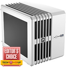 Corsair Carbide Air 240 White Mini Cube Case