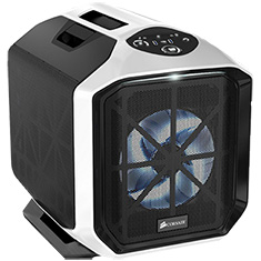 Corsair Graphite 380T Mini ITX White Gaming Case