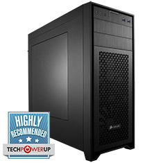 Corsair Obsidian 450D Mid Tower Case with Window