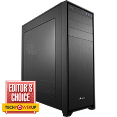 Corsair Obsidian 750D Case with Window