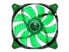 Cougar CF-D12HB-G 120mm Green LED Fan