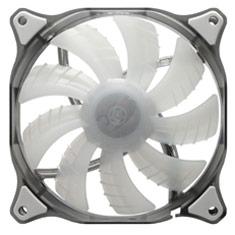 Cougar CF-D12HB-W 120mm White LED Fan