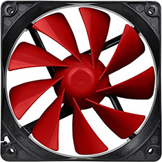 Thermaltake Pure 12 C 120mm Red Fan