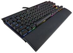 Corsair Gaming K65 RGB Mechanical Gaming Keyboard Cherry Red