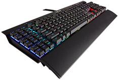 Corsair Gaming K95 RGB Mechanical Gaming Keyboard Cherry Red