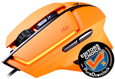 Cougar 600M RGB Gaming Mouse Orange