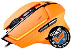 Cougar 600M RGB Gaming Mouse Orange
