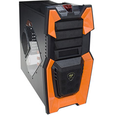 Cougar Challenger 6HM6 Gaming Case Orange