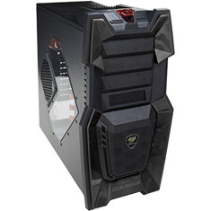 Cougar Challenger 6HM6 Gaming Case Black