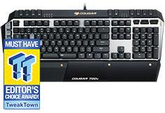 Cougar 700K Mechanical Gaming Keyboard Cherry Black