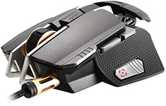 Cougar 700M Laser Gaming Mouse Black
