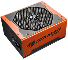 Cougar CMX850 V3 850W 80 PLUS Bronze Modular Power Supply