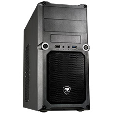 Cougar MG100 Mini Tower with 400W PSU