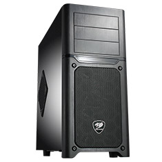 Cougar MX500 Black Mid Tower Case