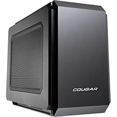 Cougar QBX Black Mini ITX Case