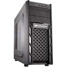 Cougar Solution 2 Mid Tower Case