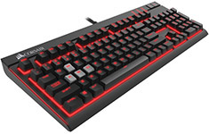 Corsair Gaming Strafe Mechanical Keyboard Cherry Blue