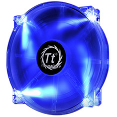 Thermaltake Pure 20 200mm Blue LED Fan
