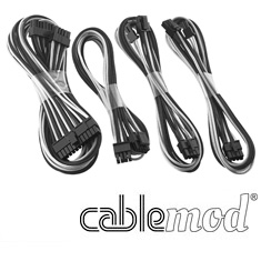 CableMod C-Series AXi, HXi & RM Basic Cable Kit Black/White