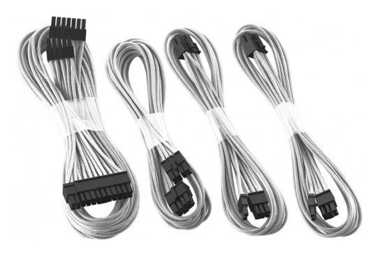 CableMod C-Series AXi, HXi & RM Basic Cable Kit White