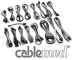CableMod C-Series AXi, HXi & RM Cable Kit Black/White