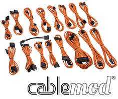 CableMod C-Series AXi, HXi & RM Cable Kit Orange